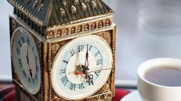Традиции английской церемонии чаепития и время перерыва на чай