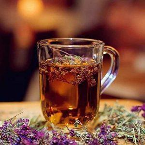 чай с чабрецом рецепт