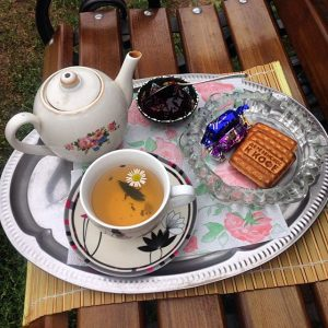 чай с ромашкой польза и вред