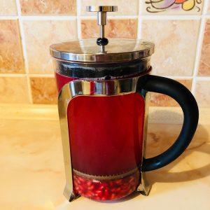 заварить гранатовый чай