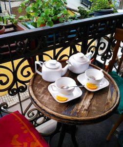 чай в грузии