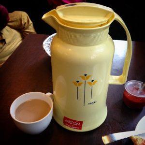 соленый чай дома