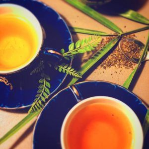 Чай с сенной